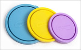 U Konserve Lids for Round Nesting Containers 3-Pack (More Colors)
