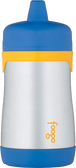 Thermos Foogo Stainless Steel Leak-Proof Sippy Cup with Hard Spout 10 oz (More Colors)
