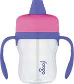 Thermos Foogo Tritan Leak-Proof Sippy Cup with Handles 8 oz (More Colors)