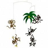 Flensted Mobiles Monkey Tree