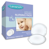 Lansinoh Ultra-Soft Nursing Pads 36 Count