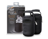 Tommee Tippee Insulated Bottle Bag, 2 pk