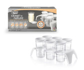 Tommee Tippee Storage Pots Large Size + Tray