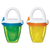 Munchkin Deluxe Fresh Food Feeder 2 pk (More Colors)