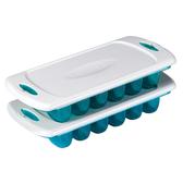 Munchkin Click Lock Fresh Food Freezer Trays, 2 pk