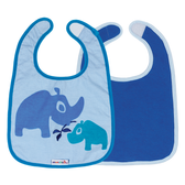 Munchkin Designer Mom & Baby Bib, 2 pk (More Colors)