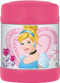 Thermos 10 oz Funtainer Food Jar, Disney Princess