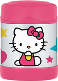 Thermos 10 oz Funtainer Food Jar, Hello Kitty