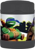 Thermos 10 oz Funtainer Food Jar, Teenage Mutant Ninja Turtles