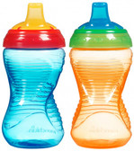 Munchkin Mighty Grip 10oz Sippy Cups, 2 pk (More Colors)