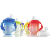 Nuby 2-Handle Cups With No-spill Spout, 10 oz, 1 pk