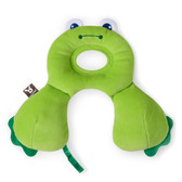 BenBat Travel Friend Head and Neck Support 0 - 12 m, Frog