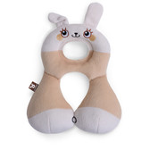 BenBat Travel Friend Head and Neck Support 1 - 4 years, Rabbit