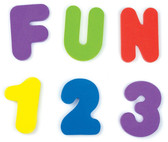 Munchkin Bath Letters and Numbers, 36 pk