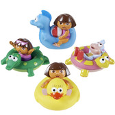Munchkin Dora Bath Squirters, 4 pk