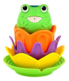 Munchkin Magic Color Lily Pad Stackers