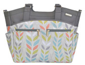 JJ Cole Camber Diaper Bag, Citrus Breeze