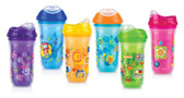 Nuby No-Spill Insulated Cool Sipper 9 oz, 1 pk