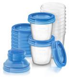 Avent Breast Milk Storage Cups 6 oz, 10 pk