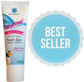 Branam Baby and Toddler All-Natural Tooth Gel: Yum Yum Bubblegum