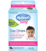 Hyland's Baby Gas Drops, Natural Grape Flavor 1 fl. oz.