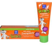 Kiss My Face Kiss Kids Fluoride Free Toothpaste, Berry Smart 4 oz