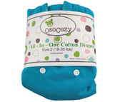 Osocozy All in One Cloth Diaper, Large Size, Bleached, 5 Colors