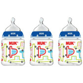 NUK Core Orthodontic Bottles, 3 pk, 5 oz (More Colors)