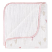 Aden + Anais Heart Breaker Classic Dream Blankets