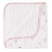 Aden + Anais Heart Breaker Classic Dream Blankets