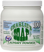 Charlie's Soap Laundry Powder, 2.64 Pound