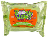 Boogie Wipes Gentle Saline Nose Wipes Fresh Scent, 30 ct