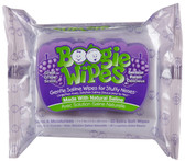 Boogie Wipes Gentle Saline Nose Wipes Grape Scent, 30 ct