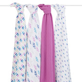 Aden + Anais Classic Swaddles 4-Pack, Wink