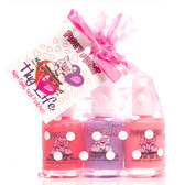 Piggy Paint Nail Polish Gift Set, Hug Life