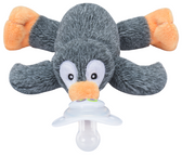 Paci-Plushies Buddies Pepper Penguin