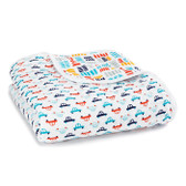 Aden + Anais Zutano Classic Dream Blanket 1 pk, Pop In Tow