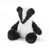 Intelex Warmies Cozy Plush Microwavable Warmer, Badger