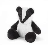 Intelex Warmies Cozy Plush Microwavable Warmer, Badger