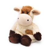 Intelex Warmies Cozy Plush Microwavable Warmer, Cow