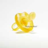 Natursutten Butterfly Natural Rubber Pacifier, Orthodontic, 1 pk (3 Sizes)