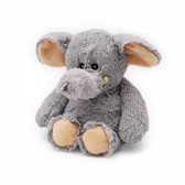Intelex Warmies Cozy Plush Microwavable Warmer, Elephant