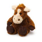 Intelex Warmies Cozy Plush Microwavable Warmer, Horse
