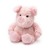 Intelex Warmies Cozy Plush Microwavable Warmer, Pig