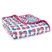 Aden + Anais Classic Dream Blanket 1 pk, Flip-side