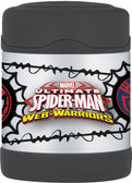 Thermos 10 Ounce FUNtainer Food Jar, Spider-man Web Warriors