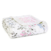 Aden + Anais Silky Soft Bamboo Dream Blanket 1 pk, Meadowlark