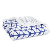 Aden + Anais Silky Soft Bamboo Dream Blanket 1 pk, Indigo