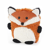 Intelex Warmies Cozy Plush Microwavable Warmer, Hooty Friend Fox