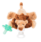 Paci-Plushies Buddies  Leo Lion